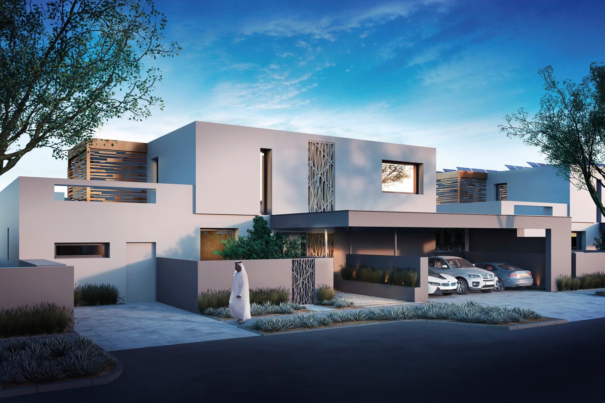 Concept Eco-Villa, Masdar City
