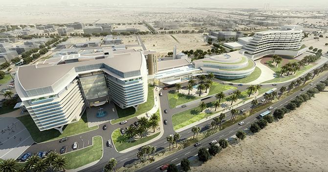 Sheikh Khalifa Hospital | UAE