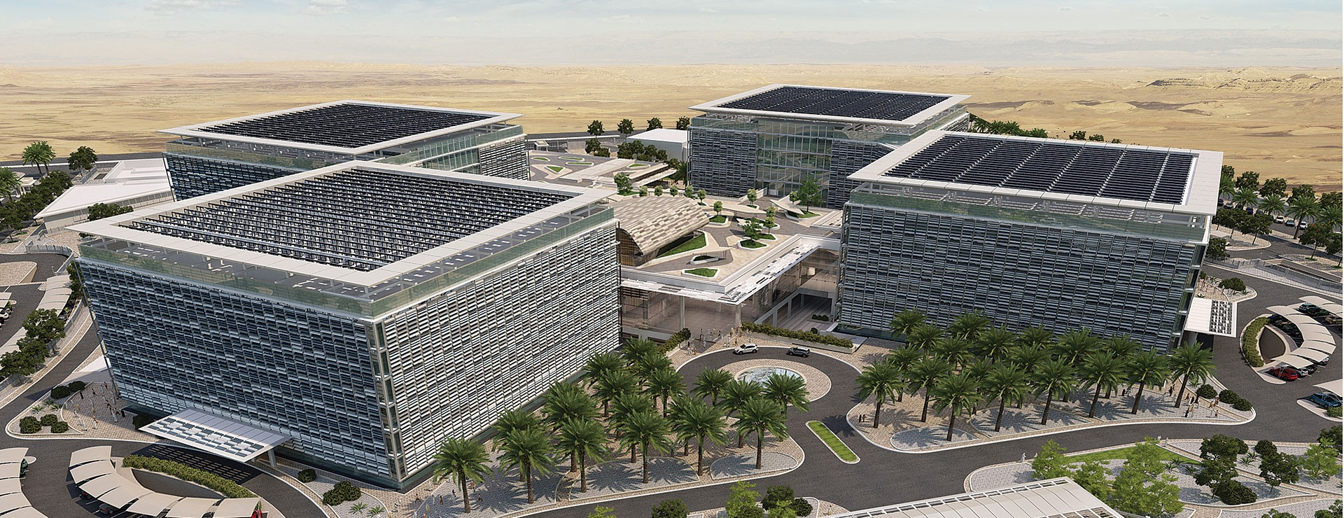 Saudi Electricity Company HQ